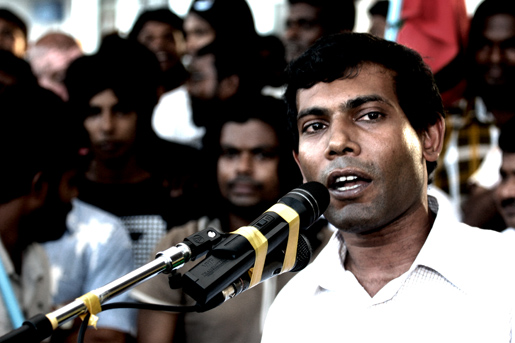 Mohamed Nasheed (anni)